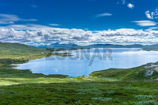 Landschaft in Jotunheimen-6