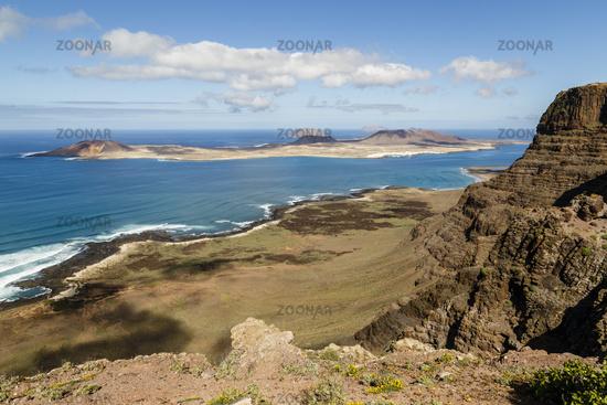 Lanzarote and La Graiosa, Kanarische Inseln, Spanien
