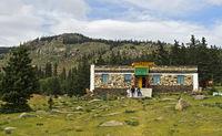 Naturkundliches Museum, Manzushir Kloster, Zuunmod, Töv Provinz, Mongolei