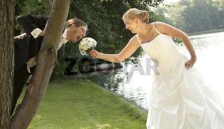 Hochzeit mit Biss