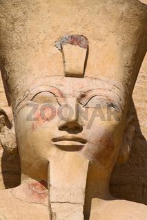 Ägypten, Theben-West, Hatschepsut Tempel