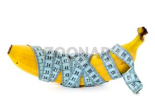 Banana and measuring
