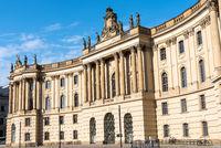 Historisches Gebäude in Berlin