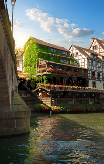 Restaurant in Strasbourg