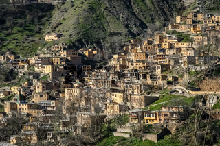 Mountain village Masuleh