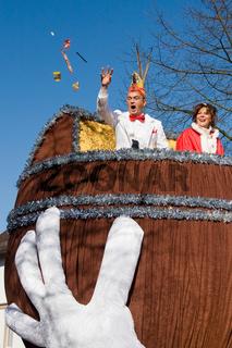 Karneval Prinzenpaar