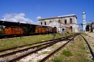 Bahnhof Cardenas,Kuba