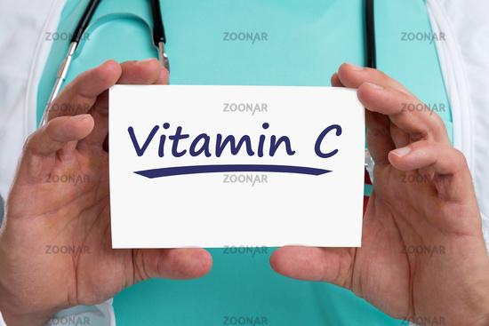 Vitamin C Vitamine gesund Gesundheit gesunde Ernährung Doktor Arzt
