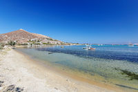 Kolymbithres beach in Paros, Greece