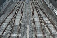Merging Railway Tracks