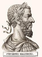 Pupienus Maximus, c., 165/170-238, Roman Emperor