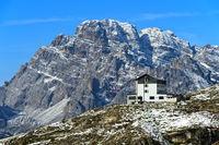 Berghütte Rifugio Auronzo