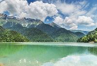 Ritsa lake, Abkhazia