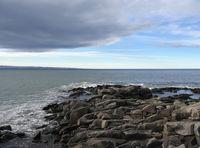 Strand bei Kopasker an der Nordküste von Island
