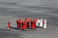Bahrain Police Music Band. Kingdom of Bahrain. Königreich Bahrain.