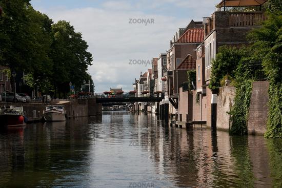 Passantenhafen in Gorinchem in Südholland/Niederlande