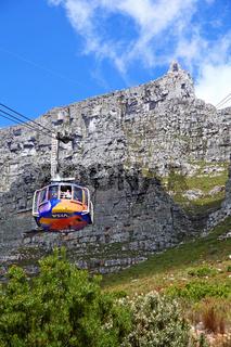 Am Tafelberg, Kapstadt, Südafrika - at Table Mountain, Cape Town, South Africa