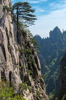 Huangshan Berge