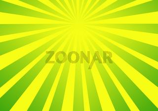 Green Yellow Stripes
