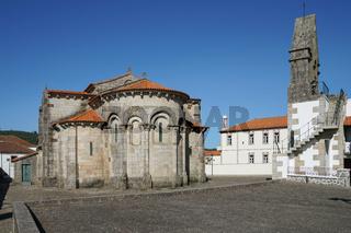 Sao Pedro de Rates, Portugal, Europe