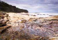 Australian Ocean Landscape