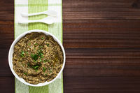 Roasted Eggplant Dip or Spread
