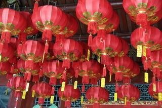 Chinesische Ballons