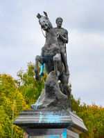 Philip of Macedonia monument, Bitola