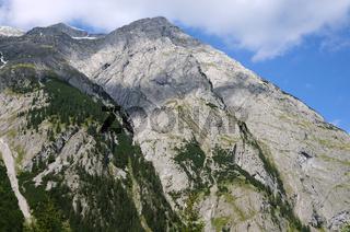 Felswand  - Alpen
