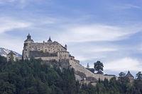 Festung Hohenwerfen im Salzburger Land