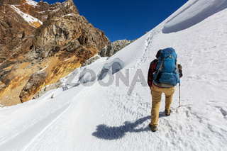 Hike in Peru