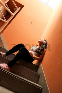 Melancholic Stairway