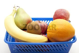Obst im Korb