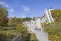 Forte Santa Viola in den Monti Lessini