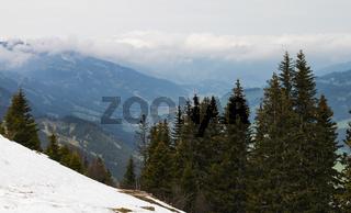 Blick ins Tannheimer Tal