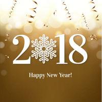 2018 New Year Postcard-
