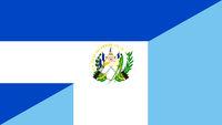 el salvador guatemala flag