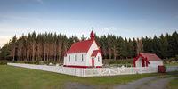 Waitetoko Church at Waitetoko Marae