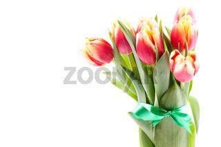 Tulpenstrauss