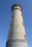Alter Leuchtturm in Honfleur, Normandie