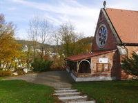 Anglikanische Kirche,Kurort Marienbad,Tschechien