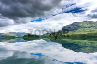Landschaft in Jotunheimen-14
