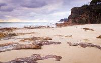 Deadmans Beach Stradbroke Island