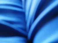 Abstraktes Bild in blauer Farbe als Hintergrund