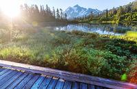 Picture lake