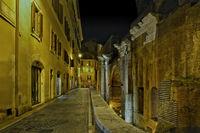 Nachtspaziergang in Rom III