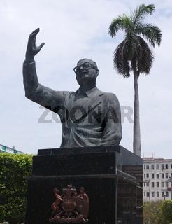 Salvador Allende,Expräsident von Chile