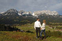Wilde Kaiser in Tirol