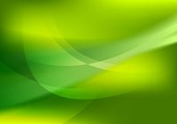Abstract green soft waves background