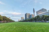 urban center green space